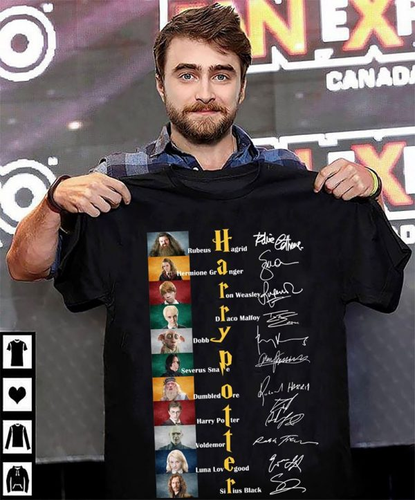 Harry potter cast signed shirt 600x723